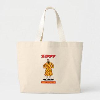 Zippy: Connect The Polka Dots Tote Bag