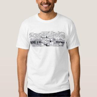 """ZIPPY - """"Journalism 101"""" T-shirts"""