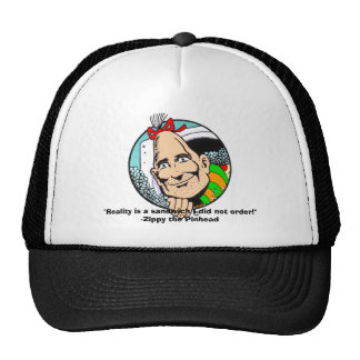 Zippy Reality Hat