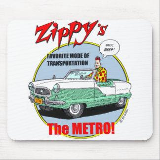 Zippy s Metro Mousepad