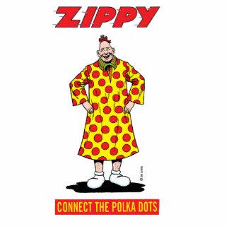 """Zippy """"Sculpture"""" #2 Standing Photo Sculpture"""