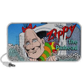 Zippy speaker