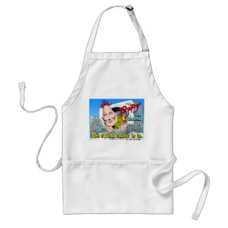 Zippy: The Spin Doctor Standard Apron