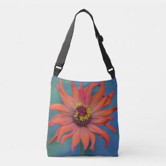 Zippy Zinnia Crossbody Bag