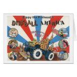 Zippy's Dirtball America Notecard Cards