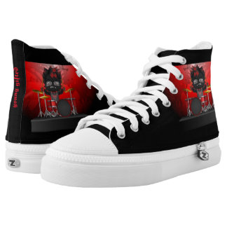 Zipz High Top Shoes