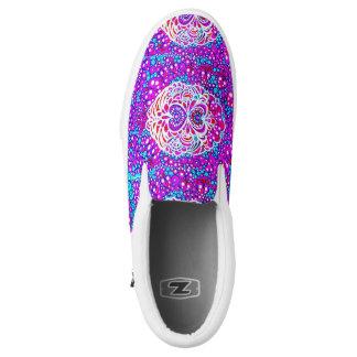 Zipz Slip On Shoes (Stephanie) Printed Shoes