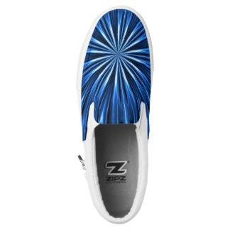 Zipz Slip On Shoes, US Men 4.5 / US Women 6.5 Printed Shoes