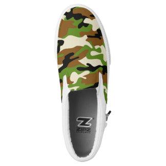 Zipz Slip Shoes Printed Shoes
