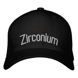 Zirconium Baseball Cap