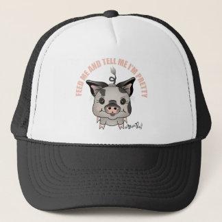 ZivaPig Feed-Me Trucker Hat