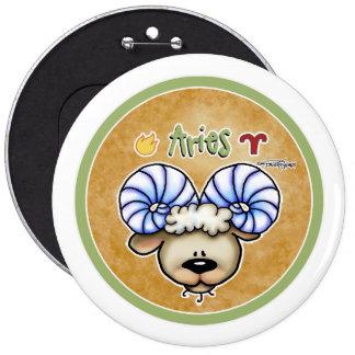 Zodiac - Aries Buttons
