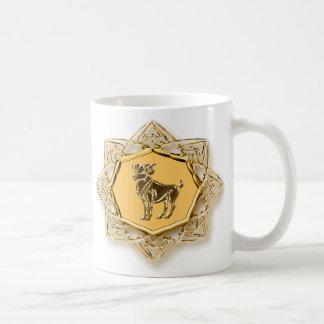 Zodiac Aries - Customize it! Coffee Mug