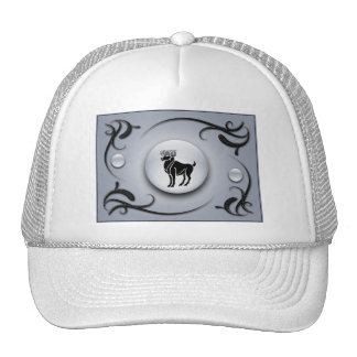 Zodiac Aries Trucker Hats