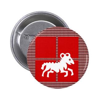 ZODIAC ARIES Jyotish Astrology Buttons
