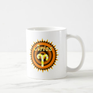 Zodiac Aries Mug