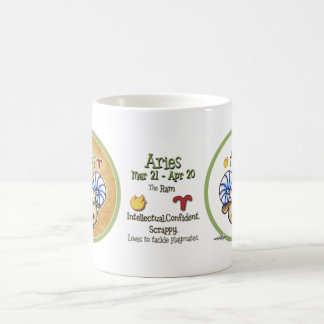 Zodiac - Aries Coffee Mugs