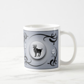 Zodiac Aries Coffee Mugs