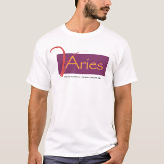 zodiac- Aries T-Shirt