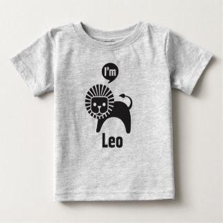 Zodiac Baby Tees-Leo Baby T-Shirt