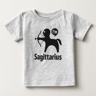 Zodiac Baby Tees-Sagittarius Baby T-Shirt