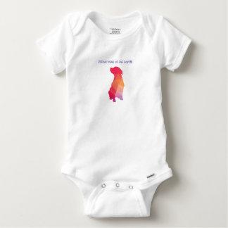 ZODIAC DOG infant onsie Baby Onesie