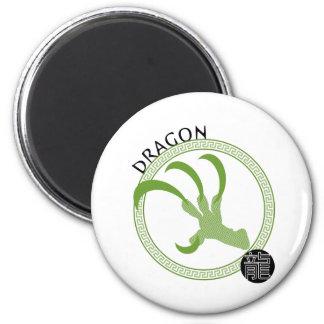 Zodiac Dragon Refrigerator Magnets