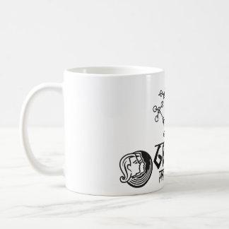 Zodiac Gemini Coffee Mug