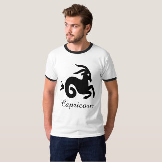 Zodiac Horoscope Astrology Sign Capricorn Shirt