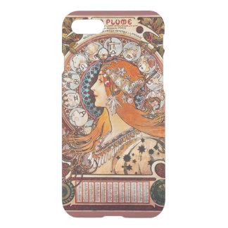 Zodiac La Plume Vintage Art Nouveau iPhone 7 Case
