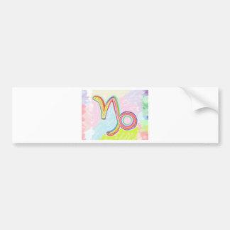 ZODIAC Labels Decorations Paper Craft Greeting Bumper Sticker