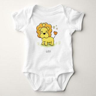 Zodiac Leo Baby Bodysuit