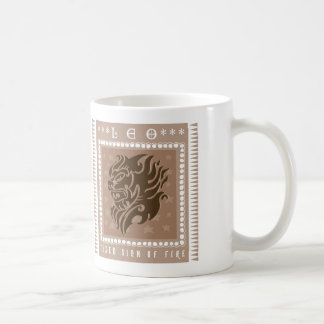 Zodiac Leo Coffee Mug
