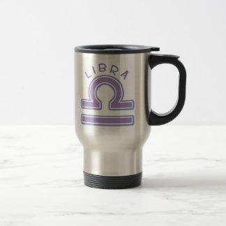 Zodiac Libra Travel Mug