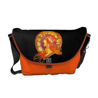 Zodiac Messenger Bag
