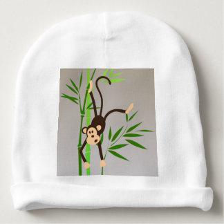 Zodiac Monkey baby beanie