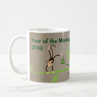 Zodiac Monkey mug