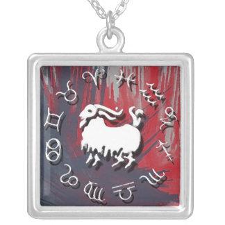Zodiac Necklace - Capricorn