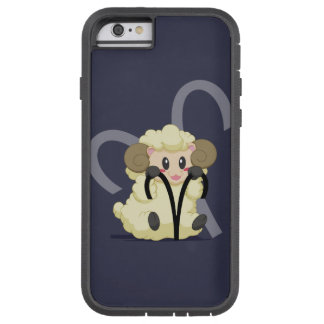 Zodiac Pals - Aries Ram Tough Xtreme iPhone 6 Case
