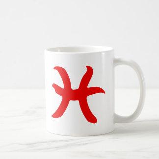 zodiac-pisces coffee mug