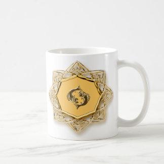 Zodiac Pisces Coffee Mug