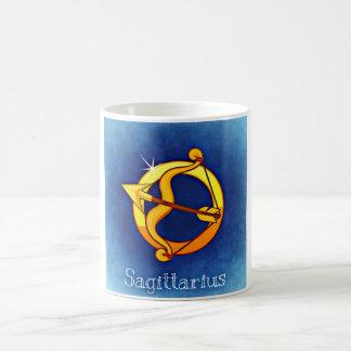 Zodiac Sagittarius Basic White Mug
