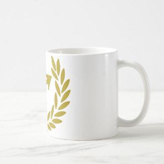 zodiac-sagittarius-laurel coffee mugs