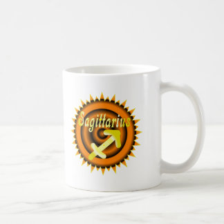 Zodiac Sagittarius Coffee Mugs
