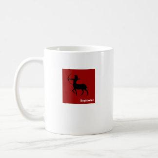 Zodiac, Sagittarius Coffee Mugs