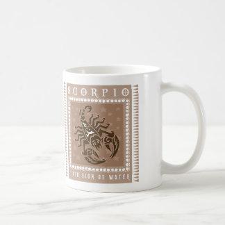 Zodiac Scorpio Coffee Coffee Mug