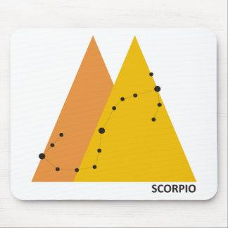 Zodiac Scorpio Mouse Pad