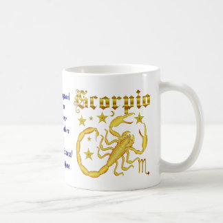 Zodiac Scorpio-style 2 Not JUMBO Add photo Coffee Mug