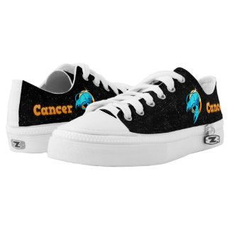 Zodiac sign Cancer Low Tops