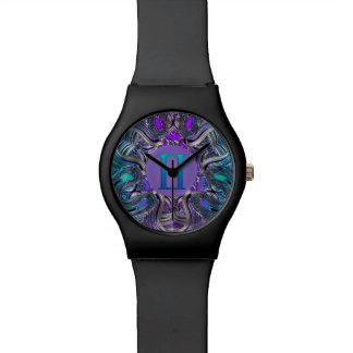 Zodiac Sign Gemini Mandala Watch